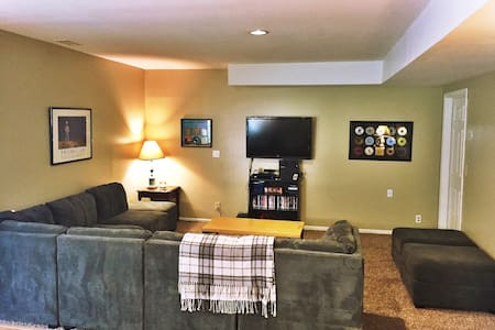 Nana's Place - Private In-law suite - Nolensville - Maison