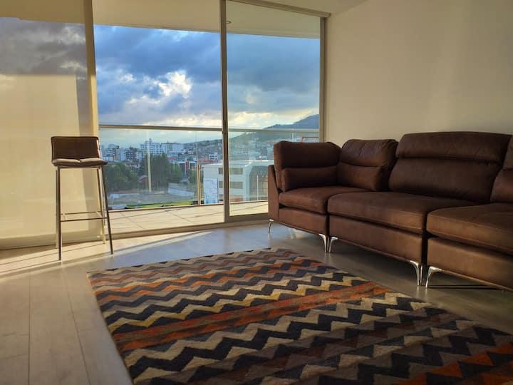 Moderno, cómodo y con excelente ubicación