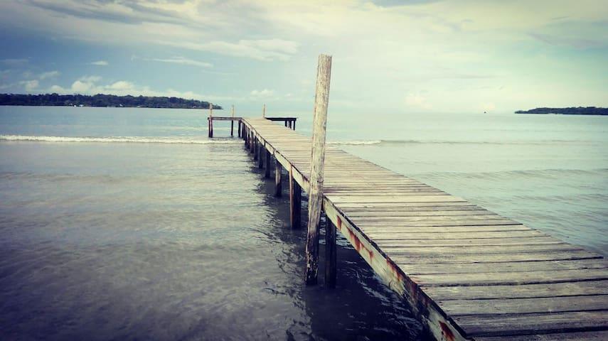 Alojamiento, meditación y reiki - Bocas del Toro - Hus