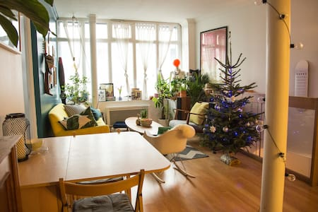 Great apartment, 2 bedrooms, trendy area - Paris