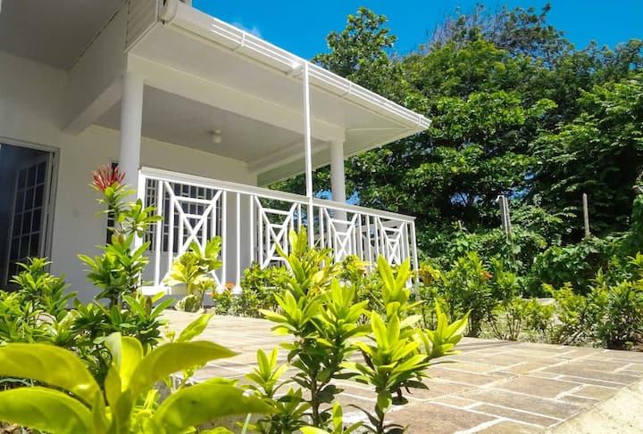 Habitación  para parejas de la Posada Faych House