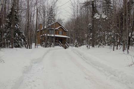 Maison dans la forêt - Saint-Hippolyte