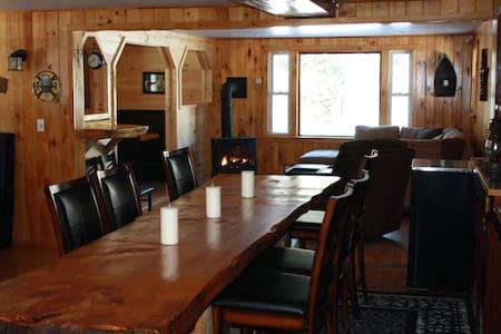 The Lodge at Seveys