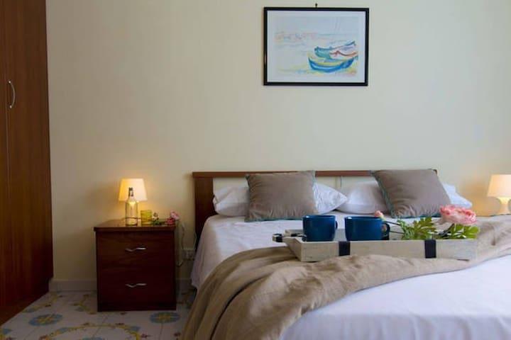 Appartamento Scirocco - Ogliastro Marina - Wohnung