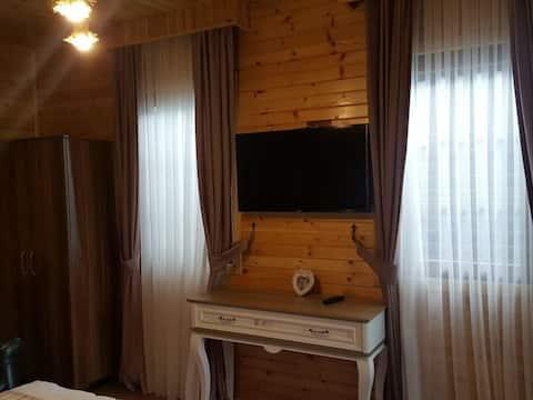 Bungalov - Abant Bahceli Kosk Otel