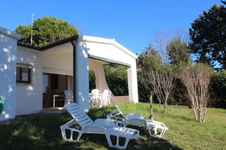 Bellissima villa con giardino