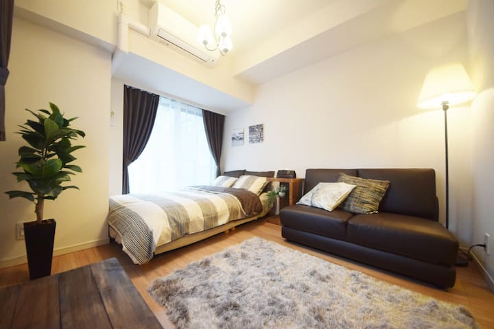 Most popular area!4min to sta. by walk!AS468 #201