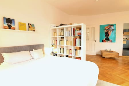 Upscale Apartment in the Heart of Frankfurt - 法蘭克福 - 公寓