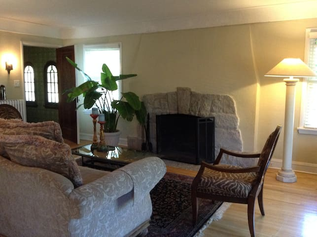 Sunny charming duplex in the heart of the city - Minneapolis - Apartmen