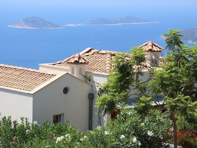 Villa Patricia - fabulous 3 bedroom detached villa - Kalkan Belediyesi - Vila