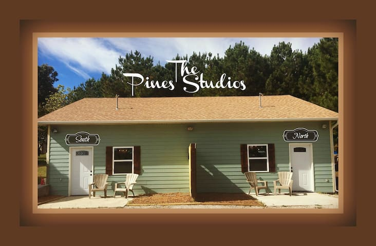 The Pines Studio North Near the Buffalo River