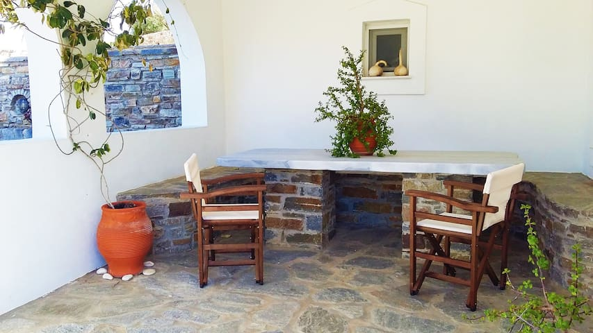 Countryside apartment -  Andrielos1 - Paros - Daire