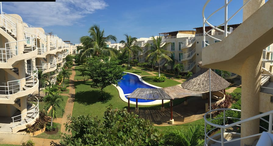 Depto de Lujo y Roofgarden - Acapulco