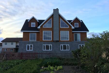 L'insulaire B&B / Chambre d'Hôte 1 Miquelon