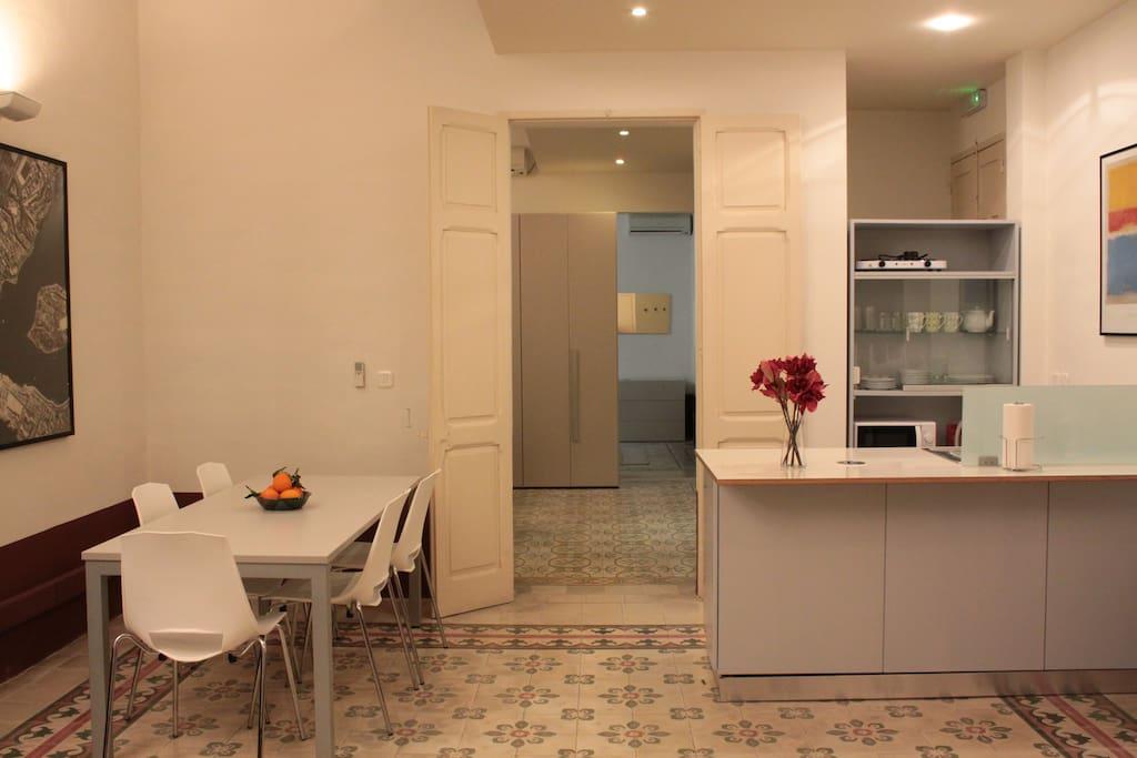 valletta apartment city centre appartements louer la valette malte. Black Bedroom Furniture Sets. Home Design Ideas