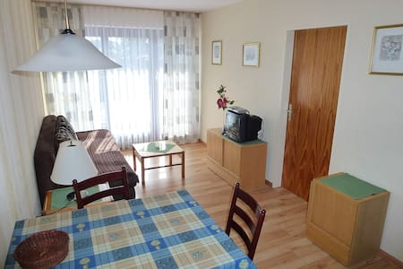2-room apartment Unter den Tannen for 2 persons in Herrischried - Herrischried - Διαμέρισμα