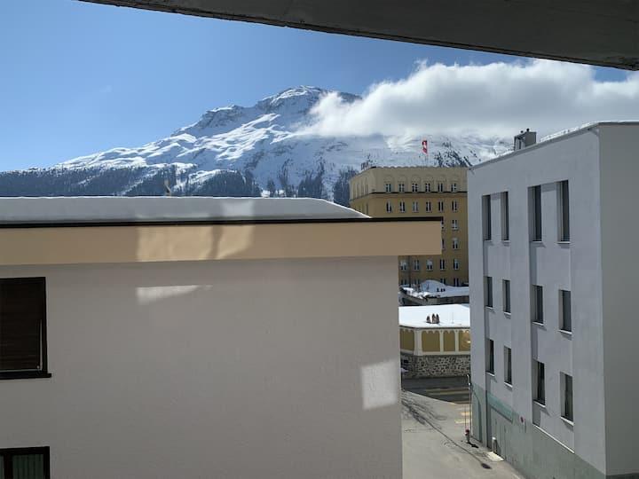 Via Brattas Apartment AP19 St. Moritz