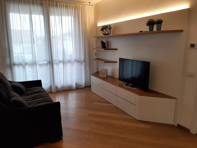 Elegante e confortevole appartamento in Brianza