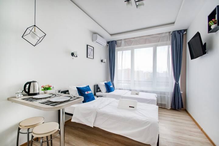 New Apartments at Bulvar Donskogo №1