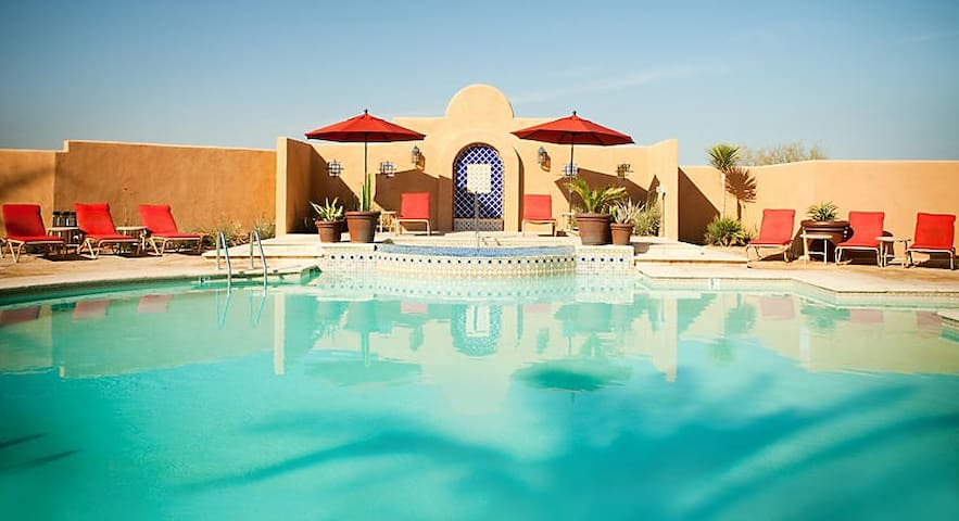 Luxurious Spa Resort - 1BR at Cibola Vista Resort!