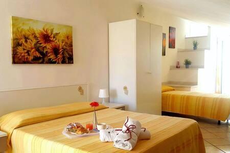 Mansard in Bed & Breakfast Il Villino