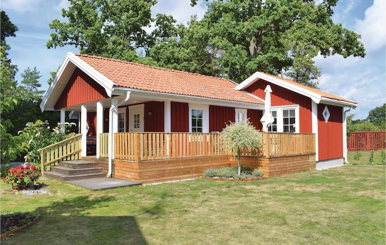 Holiday cottage with 1 bedroom on 55m² in Löttorp