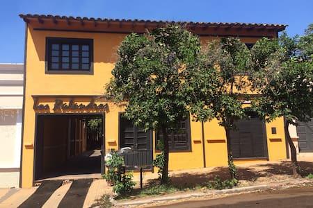 Los Balandros. Casa Colonial en el Centro - Luque