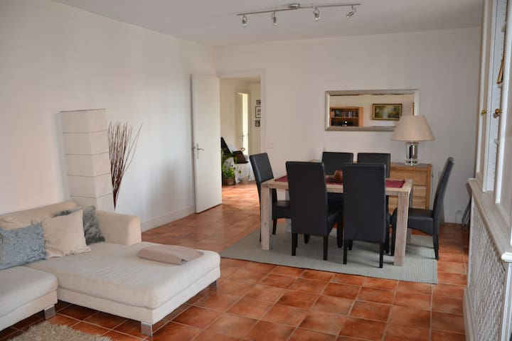 Grand appartement calme centre ville Annecy - Annecy - Daire