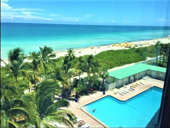 Ocean View 94 Kitchen  Wi-Fi Huge Pool