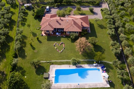 Villa Laurina - Great Garda view - 圣费利切德尔贝纳科 (San Felice del Benaco) - 别墅