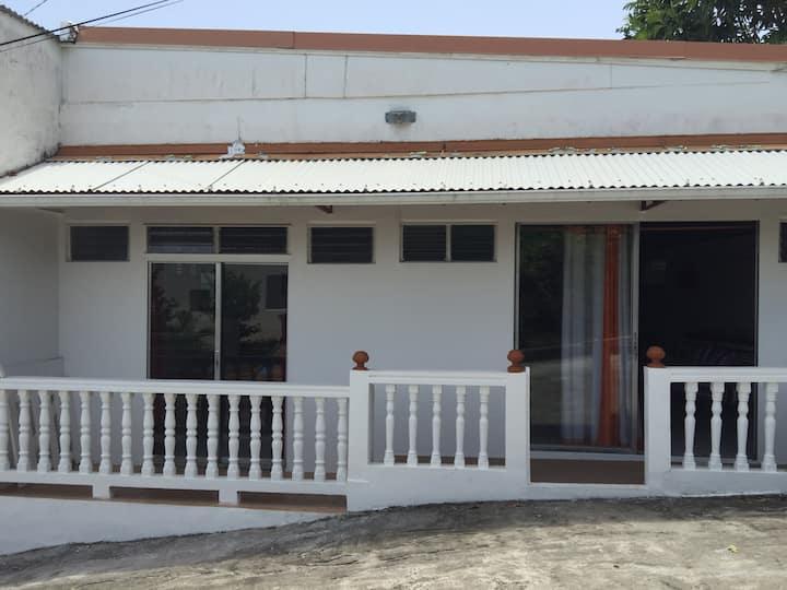 Location villa meublée en Martinique