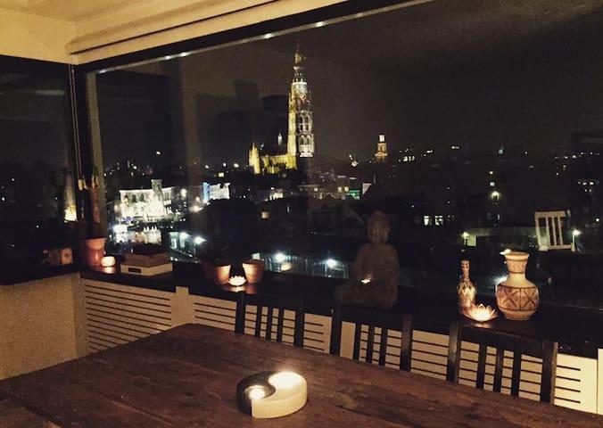 Appartement midden in het centrum van Breda - Breda - Lägenhet