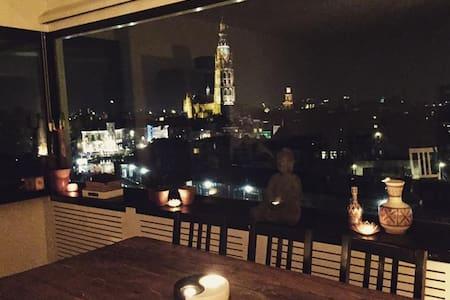 Appartement midden in het centrum van Breda - Breda - Pis
