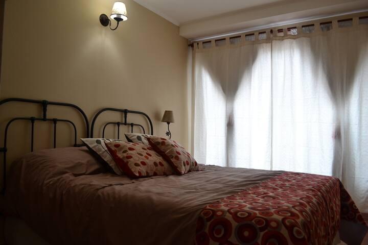 Luminoso y pequeño departamento en Tandil