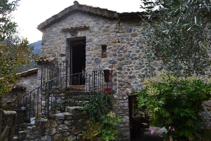 Agosto nell'entroterra ligure - Olivetta San Michele - House