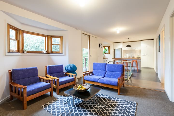 FOREST LODGE 'Studio Guest House' Healesville. - Healesville - Rumah