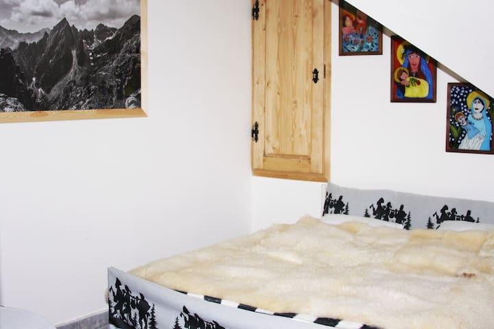 Przytulny pokój dwuosobowy w Białym Dunajcu, Tatry - Biały Dunajec - Villa