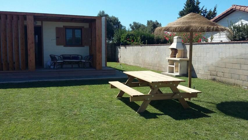 Casa moderna y nueva - El Palmar - Huis