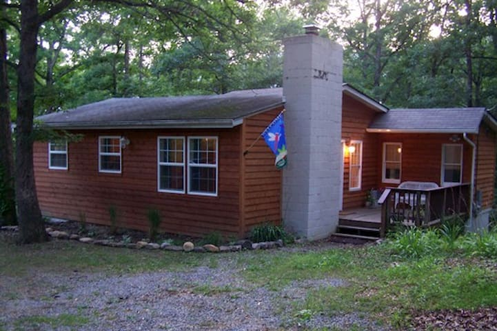 Cozy Caraway Cabin~ Be Carefree~ Hike~Fish~Tube