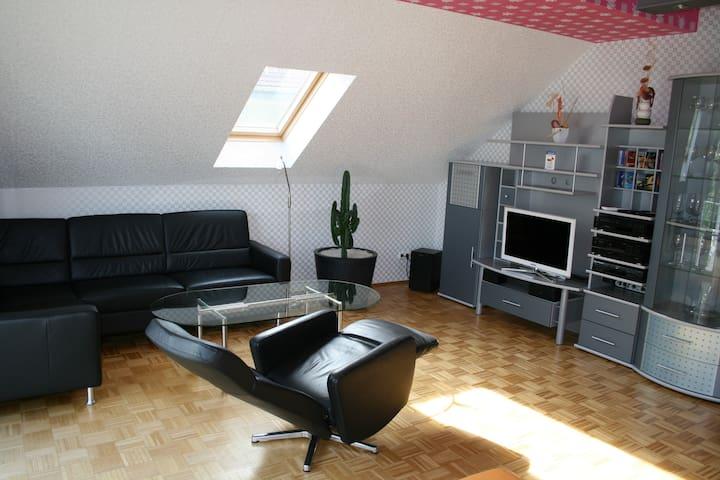 Modernes und komfortables Wohn- und Lebensgefühl - Weimar - Apartment