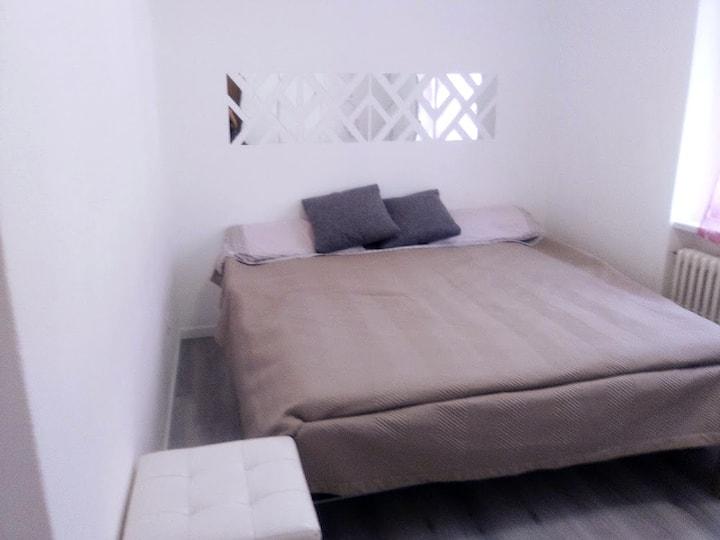 Mini appartamento in contesto bifamiliare.