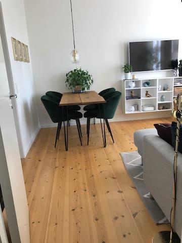 Hyggelig og dejlig lejlighed i Aalborg Centrum