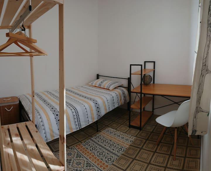 Habitacion en el centro de Barcelona