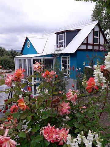 Bridas! Tiny house. Los andes, El Salto. Mendoza