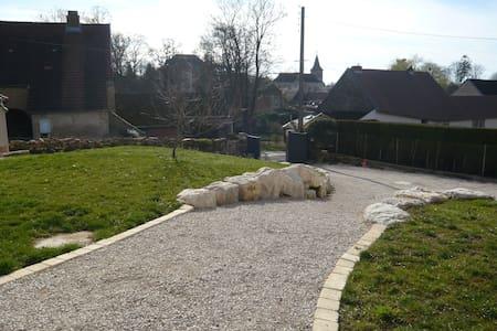 MAISON BOURGOISE FULLY RESTORED 2016 - Montmirey-la-ville - Casa