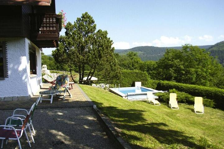 4 star holiday home in Oberschönau