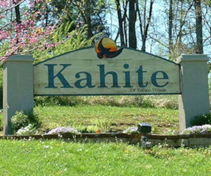 You have arrived at Kahite