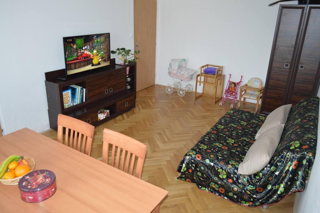 Obývací pokoj / Living room