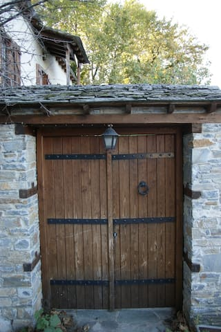 Pelion Traditional  Mountain House.