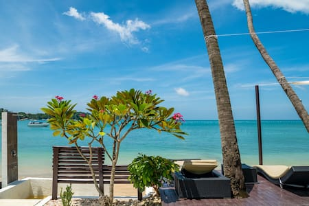 ☼Secluded Beach☼ Suite  w/Jacuzzi Friends & Family